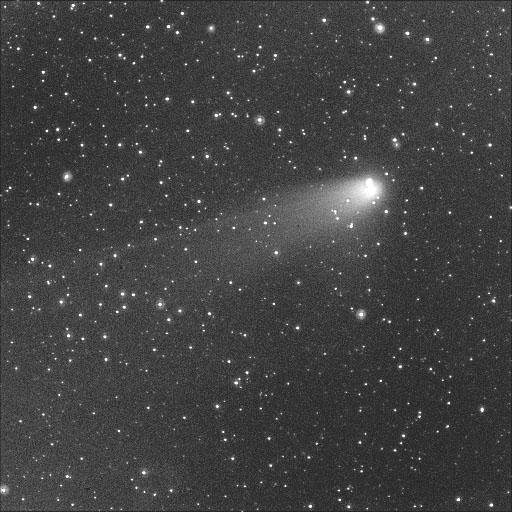 Komeet C/2001 Q4 door Henk Munsterman